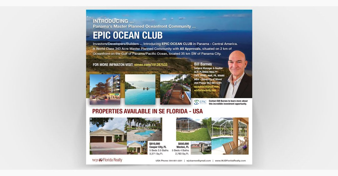 WJS Florida Realty Ad