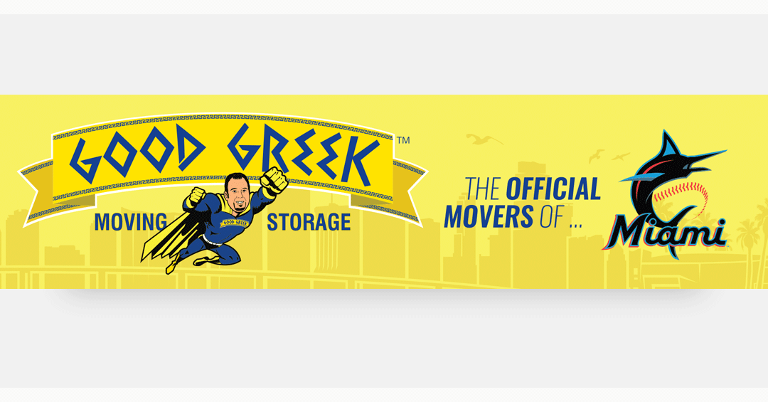 Good Greek Marlins Banner
