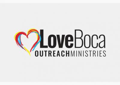 Love Boca Logo