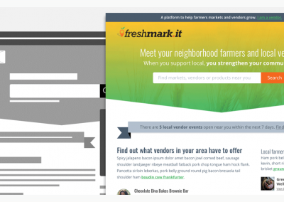 FreshMark.it UI